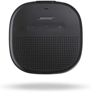 非常小巧的一款蓝牙音箱Bose SoundLink Micro