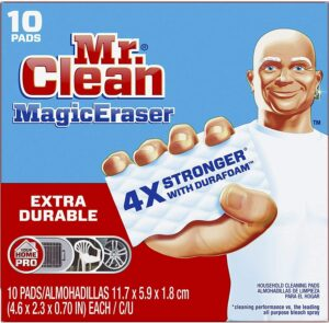 神器的海绵擦布 Mr. Clean Magic Eraser Extra Durable