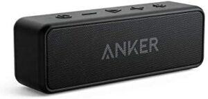 价格在50美元以下最好的无线蓝牙音箱:Anker Soundcore 2