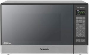 Panasonic Microwave Oven Built-In with Inverter Technology - 1.2 cu.ft