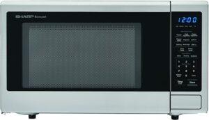 SHARP Carousel Countertop Microwave - 1.1 Cu. Ft.