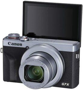 一款不错的袖珍视频VLOG相机 Canon PowerShot Vlogging Camera [G7X Mark III]