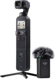 使用最方便的拍摄VLOG的神器 DJI Pocket 2 Creator Combo - 3 Axis Gimbal Stabilizer with 4K Camera
