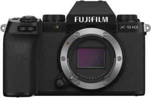 全能无反光镜相机 Fujifilm X-S10 Mirrorless Camera