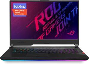 可以替代台式机的笔记本电脑 ASUS ROG Strix Scar 17 Gaming Laptop