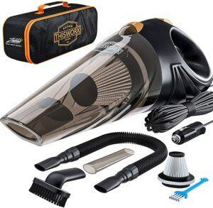 可以清理汽车座椅的手持无线吸尘器 Portable Car Vacuum Cleaner