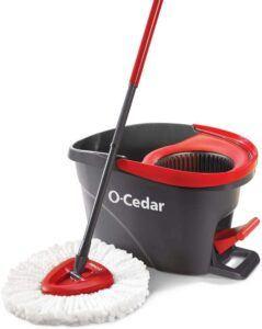 好用的拖把 O-Cedar EasyWring Microfiber Spin Mop