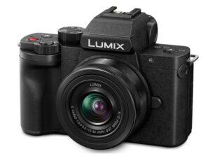 带有智能麦克风设置的紧凑型VLOG相机 Panasonic LUMIX G100