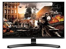 性价比最高的一款4K显示器LG 27UD68-P 27-Inch 4K UHD IPS Monitor