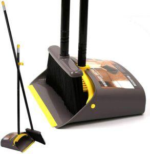 扫地用的扫帚和簸箕 TreeLen Dust Pan and Broom