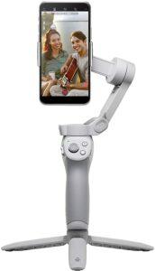 最佳手机稳定器 DJI OM 4 Handheld 3-Axis Smartphone Gimbal Stabilizer