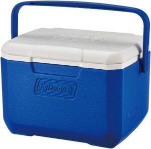 最小巧的冷藏保温箱 Coleman FlipLid Personal Cooler 5 Quarts