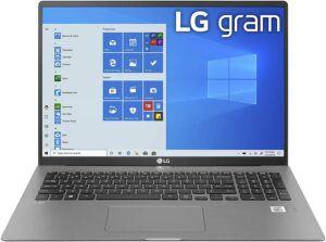 最流行的17寸的笔记本电脑 LG Gram Laptop