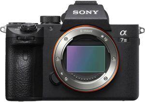 最适合拍全画幅的Vlog相机Sony A7 III