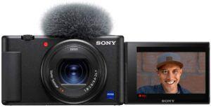 最适合拍摄Vlog的相机Sony ZV-1
