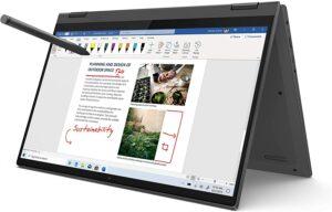 最适合给孩子学习使用的笔记本电脑 Lenovo Flex 5 14inch 2-in-1 Laptop