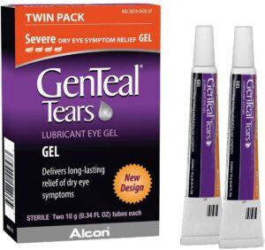 最适合缓解干眼症的眼药水 GenTeal Lubricant Eye Gel
