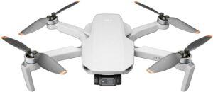 用于天空拍摄的无人机VLOG相机 DJI Mini 2