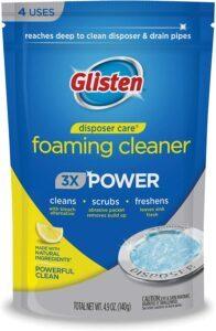 美国厨余粉碎机清洁剂 Glisten Disposer Care Cleaner