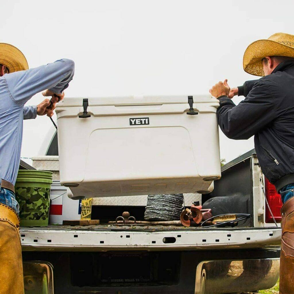 美国最流行的冷藏保温箱 YETI Tundra 75 Cooler