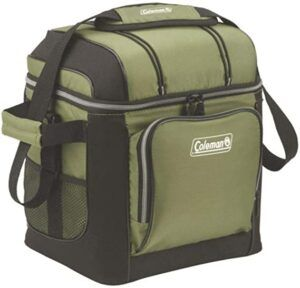 美国最流行的软边冷藏保温箱 Coleman 30-Can Soft Cooler with Removable Liner