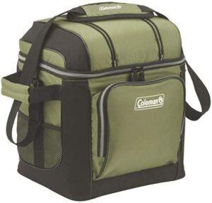 美国最流行的软边冷藏保温箱 Coleman 30-Can Soft Cooler with Removable Liner