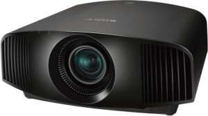美国4K投影仪推荐 Sony VW325ES 4K HDR Home Theater Projector
