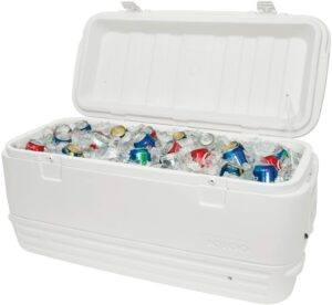 适合派对Party用的冷藏保温箱 Igloo Polar Cooler (120-Quart, Whit)
