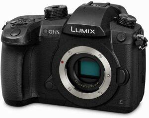 适合直播使用的VLOG相机 Panasonic GH5 Mark II