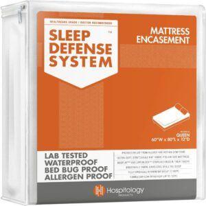防虫床罩 Sleep Defense System (有不同的尺寸可选)