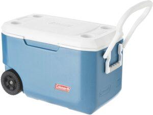 性价比最高的一款冷藏保温箱 Coleman 62-Quart Xtreme Cooler with Wheels
