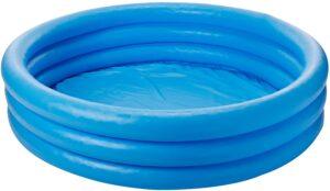 性价比最高的一款充气游泳池 Crystal Blue Inflatable Pool