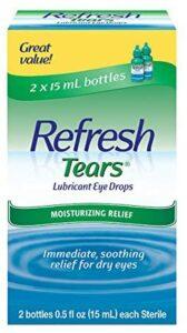 保持眼睛湿润的眼药水 Refresh Tears Lubricant Eye Drops