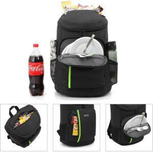 最适合双肩背的一款冷藏保温箱 TOURIT Cooler Backpack Lightweight Insulated Backpack Cooler