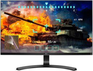4K显示器LG 27UD68-P 27-Inch 4K UHD IPS Monitor