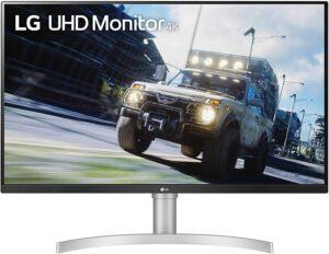 LG 32UN550-W 32-Inch 4K Monitor 4K显示器