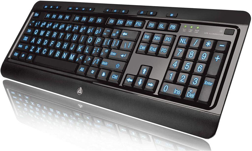 办公用的键盘