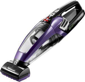 另一款清理宠物毛发的手持吸尘器 BISSELL Pet Hair Eraser Lithium Ion Cordless Vacuum(无线)