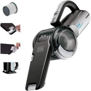 吸力最大的手持吸尘器 BLACK+DECKER 20V Max Handheld Vacuum ( 无线 )