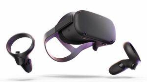 整体性能最佳的VR眼镜 Oculus Quest