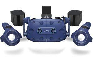 显示效果最清晰的一款VR眼镜 HTC VIVE Pro