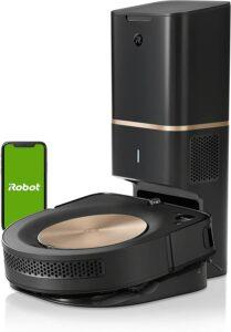 最佳智能型扫地机器人 iRobot Roomba s9+ (9550) Robot Vacuum with Automatic Dirt Disposal
