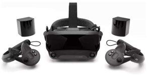 最佳跟踪速度的VR眼镜 Valve Index VR