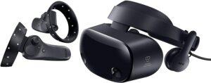 最佳Windows混合VR眼镜 Samsung Odyssey+