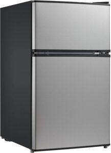最流行的一款迷你小冰箱 Midea 3.1 Cu. Ft. Compact Refrigerator