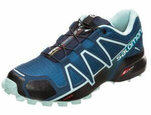 最适合女士的越野跑鞋 Salomon Women's Speedcross 4 W Trail Running