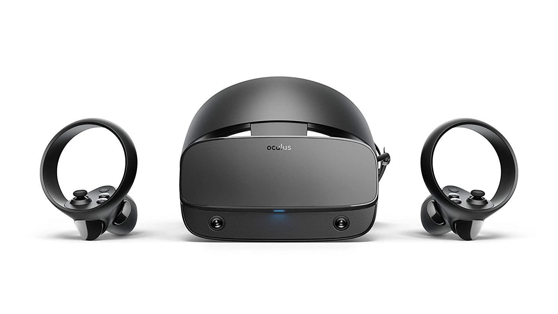 最适合电脑端使用的一款VR眼镜 Oculus Rift S PC-Powered VR Gaming Headset