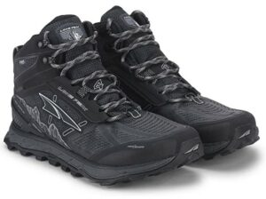 最适合长途旅行用的越野跑鞋 Lone Peak 4 Mid RSM Waterproof Trail Running Shoe