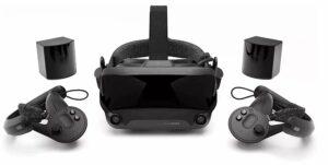 最高端的VR眼镜 Valve Index Full VR Kit