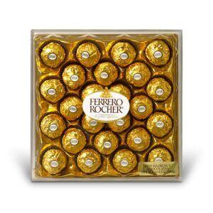 美味的巧克力球